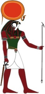 Ra - the most important of the Ancient Egyptians gods