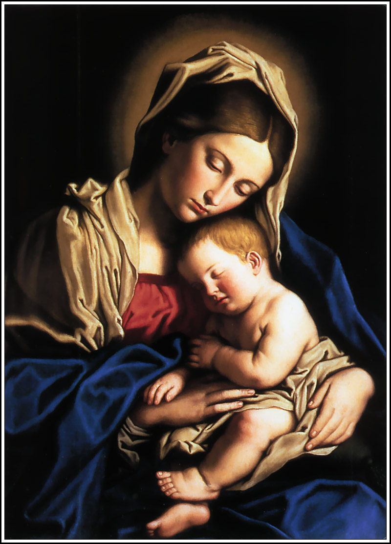 Most Beautiful Mother Mary Wallpapers
