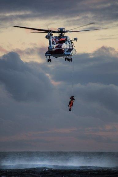 Rescue by Neil Thomas