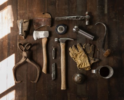 Tools by Todd Quackenbush-701