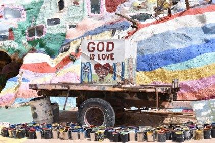 God is Love by Olga Delawrence